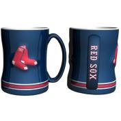 Boston Bruins NHL Coffee Mug - 440ml Sculpted