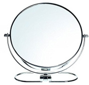 Makeup Mirror, Cosmetic Mirror 10x Magnification, 20cm , Foldable Stand Mirror, Mirror