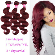 Wome Hair Peruvian Virgin Remy Hair Pure Colour #33 Extensions Body Wave Peruvian 100 Unprocessed Human Hair One Bundle Body Wave Weave 100g