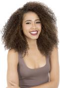 [Half Wig] New Born Free Synthetic Curly Hair Half Wig - MARTHA - 6073F
