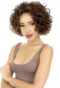 [Half Wig] New Born Free Synthetic Curly Hair Half Wig - REECE - 6070F
