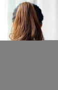 Long Wavy Wig Hair Extenion High Temperature Fibre Women's Brown Colour Synthetic Hair