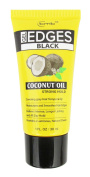3PCS OF BMB EDGES GEL BLACK COCONUT OIL 30ml EACH