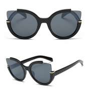 Niceskin Retro Mirrored Sunglasses Shades for Women, Resin and Plastic