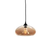 HJXDtech-New Glass Lampshade DIY Chandelier Loft Pendant Light Retro Ceiling Lamp
