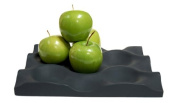 Silicone Crate Fruit Holder in Charcoal