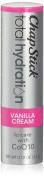 ChapStick Total Hydration Lip Care, Vanilla Cream, 5ml