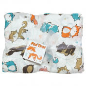 Best Bottom Bamboo Swaddle Blanket