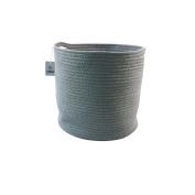 Large Natural cotton rope Nursery Bin Toy organiser Laundry Barrel