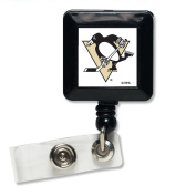 NHL Pittsburgh Penguins 13149021 Retractable Badge Holder