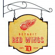 NHL Detroit Red Wings Men's Tavern Sign, Small, Multicolor