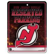 NHL Metal Parking Sign