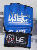 Mike Brown Signed Official WEC Fight Glove BAS Beckett COA Champ Autograph UFC - Beckett Authentication