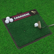 Fan Mats 17036 NHL - Montreal Canadiens 50cm x 43cm Golf Hitting Mat