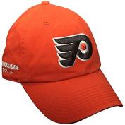 Bridgestone Golf Hat NHL Philedelphia Flyers Golf Hat Adjustable Fit