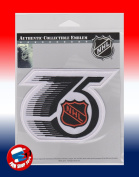 NHL 75TH ANNIVERSARY PATCH