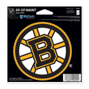 Boston Bruins Official NHL 11cm x 15cm Car Magnet by Wincraft 285263