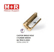 Mobius + Ruppert (M+R) CASTOR Brass Pencil Sharpener - Made in Germany - finest in the world!