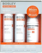 Bosley Revive Starter Pack for Visibly Thinning / Colour-Treated Hair