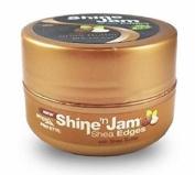 2PCS Ampro Pro Styl Shine N Jam Shea Edges 60ml