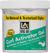 Long Aid Activator Gel for Extra Dry Hair, 490ml