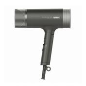 [UNIX] UNIX Ionic Hair Dryer / Adjustable Temperature / Foldable (Black