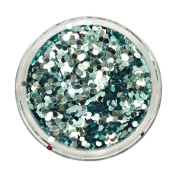 Tiffany Blue Gem Powder Glitter #16 From From Royal Care Cosmetics