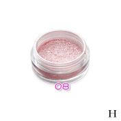 Creazy 12 Colour Glitter Powder Eyeshadow Makeup Eye Shadow Cosmetics Salon