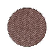 Zuzu Luxe Natural Eye Shadow Pro Palette Refill Pan Relic- Neutral Stone Brown with Silver Flecks /Satin