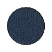 Zuzu Luxe Natural Eye Shadow Pro Palette Refill Pan Sapphire - Deep Navy Blue/Metallic