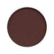 Zuzu Luxe Natural Eye Shadow Pro Palette Refill Pan Tribal - Cocoa Brown/Matte