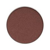Zuzu Luxe Natural Eye Shadow Pro Palette Refill Pan Divine - Warm Rustic Brown/Metallic