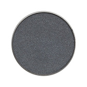 Zuzu Luxe Natural Eye Shadow Pro Palette Refill Pan Vertigo - Platinum Silver/Metallic