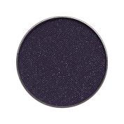 Zuzu Luxe Natural Eye Shadow Pro Palette Refill Pan Vinyl - Charcoal Green/Matte