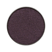 Zuzu Luxe Natural Eye Shadow Pro Palette Refill Pan Crush Velvet Charcoal with Lavender/Satin