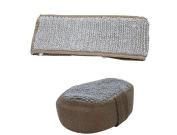 AyaZen Back Scrubber & Sponge For Men & Women In The Shower-Loofah-Style