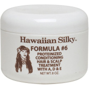 HAWAIIAN SILKY FORMULA #6 CONDITIONING TREATMENT 240ml