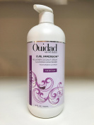 Ouidad Curl Immersion No Lather Coconut Cream Cleansing Conditioner 16 OZ / 500 ML