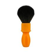 RazoRock 400 Synthetic Shaving Brush - With Noir Plissoft Knot