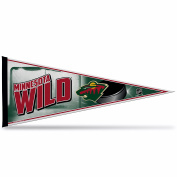 NHL Minnesota Wild Pennant with Hang Card