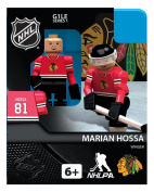 NHL Chicago Blackhawks Marian Hossa Generation 1 OYO