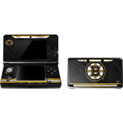 NHL Boston Bruins 3DS Skin - Boston Bruins Home Jersey Vinyl Decal Skin For Your 3DS