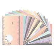Hunkydory Twilight Kingdom Sunset Edition Luxury Inserts for Cards SUNSET102