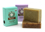 Bar Soap, Cleansing Body Mint & Sea Minerals
