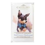 Castelbel Vanilla Cinnamon Chihuahua Dog Wrapped Bath Bar Soap