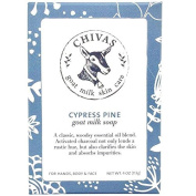 Chivas Cypress Pine Goat Milk Soap - 120ml