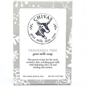 Chivas Fragrance Free Goat Milk Soap - 120ml