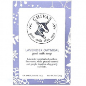 Chivas Lavender Oatmeal Goat Milk Soap - 120ml