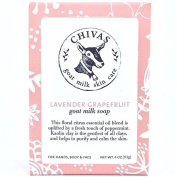 Chivas Lavender Grapefruit Goat Milk Soap - 120ml