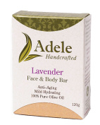 Lavender Face and Body Bar